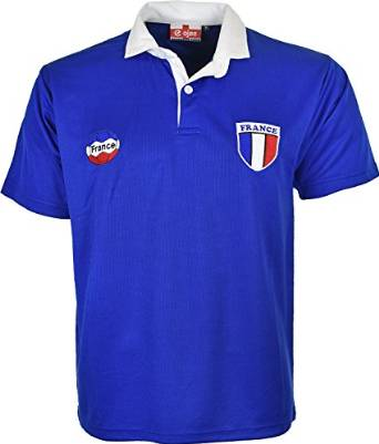 ITALY EURO FOOTBALL CHAMPIONSHIPS T-SHIRTS ROYAL BLUE /WHITE