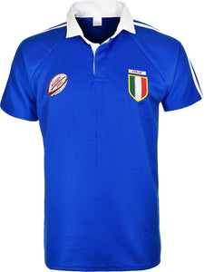 Men's Rugby Italy Half Sleeve T-Shirt