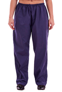 Unisex Medical Scrub Trouser Navy