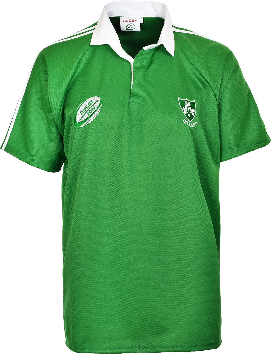 Men's Rugby Ireland Half Sleeve T-Shirt
