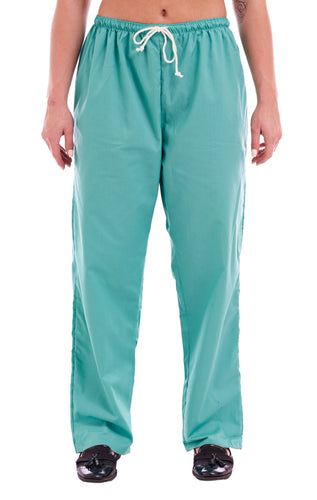 Unisex Medical Scrub Trouser Mint
