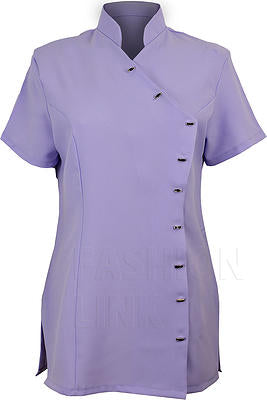 Ladies Beauty Assymetric Tunic FUL06 Lilac
