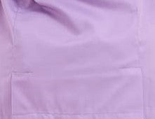 Tabard Apron With Pockets Lilac Light purple