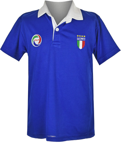 Kids Italy Euro Football Championship T-Shirt