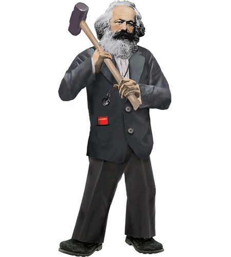 Marx - The Unemployed Philosophers Guild