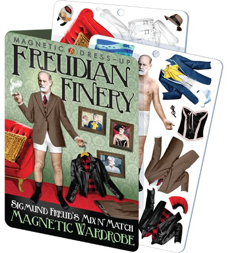 Freudian Finery