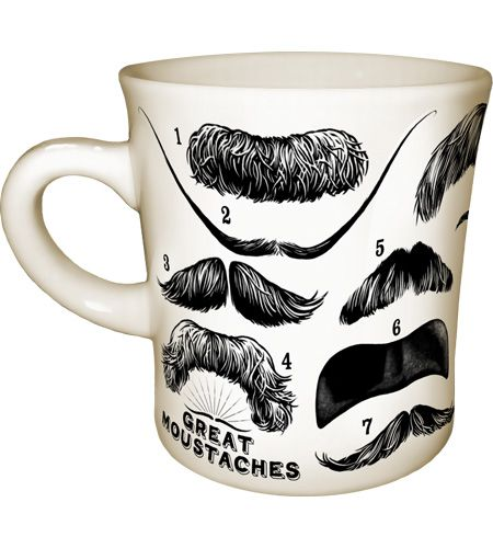 Moustache - The Unemployed Philosophers Guild