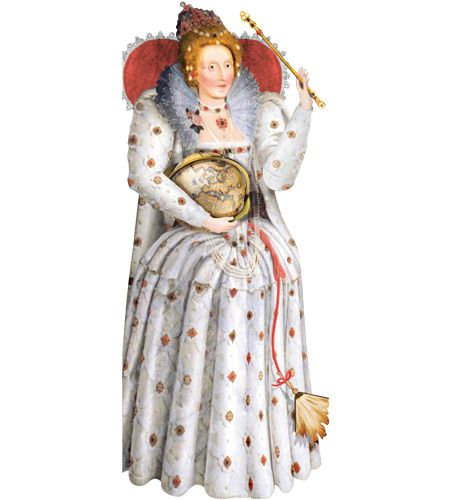 Elizabeth I - The Unemployed Philosophers Guild