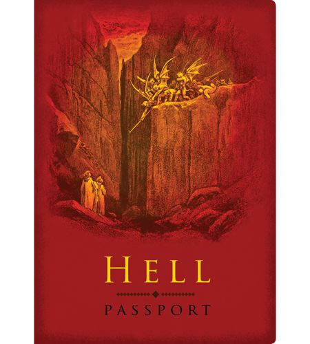 Hell - The Unemployed Philosophers Guild