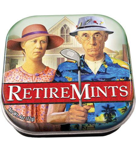 Retiremints - The Unemployed Philosophers Guild