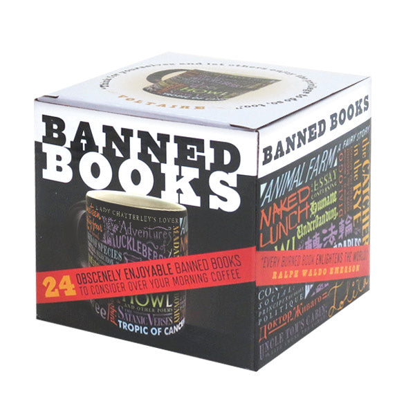 Banned - The Unemployed Philosophers Guild