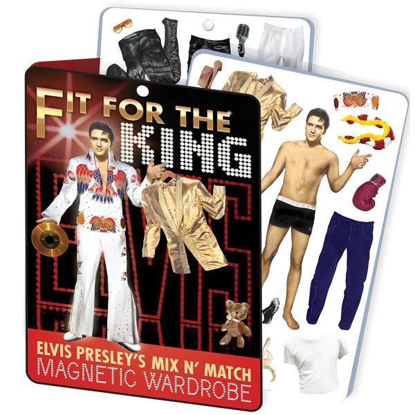Elvis Fit for the King
