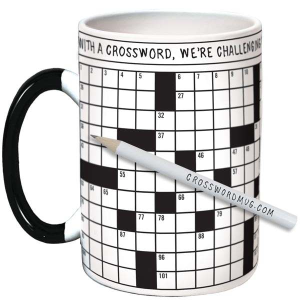 Crossword Puzzle - The Unemployed Philosophers Guild