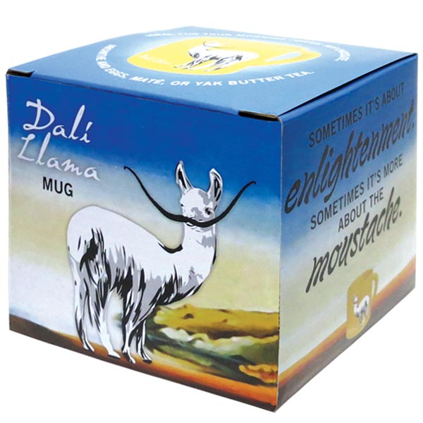 Dalí Llama - The Unemployed Philosophers Guild