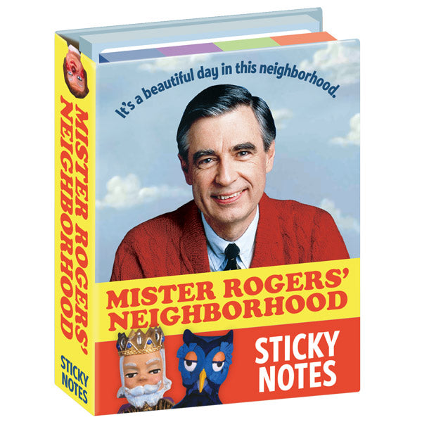 Mister Rogers - The Unemployed Philosophers Guild