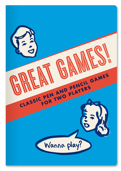 Great Games - The Unemployed Philosophers Guild