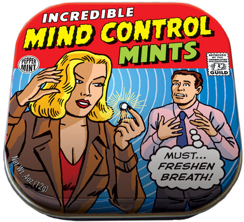 Mind Control - The Unemployed Philosophers Guild