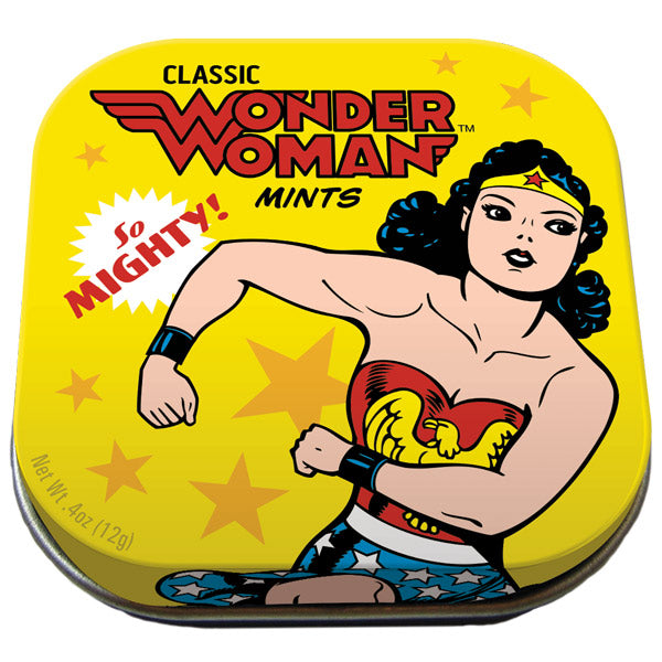 Wonder Woman Mint