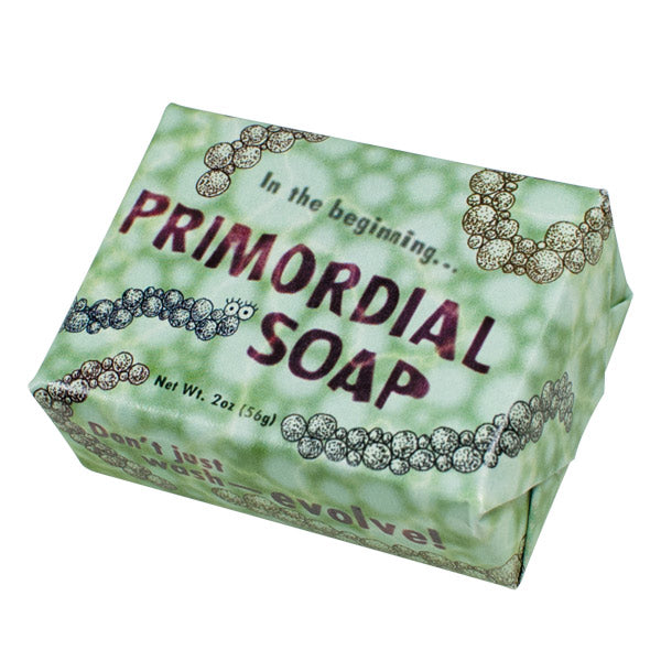 Primordial Soap - The Unemployed Philosophers Guild