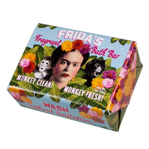Frida's Fragrant Bath Bar - The Unemployed Philosophers Guild