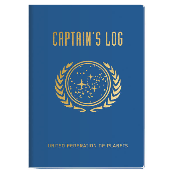 Star Trek Captain's Log