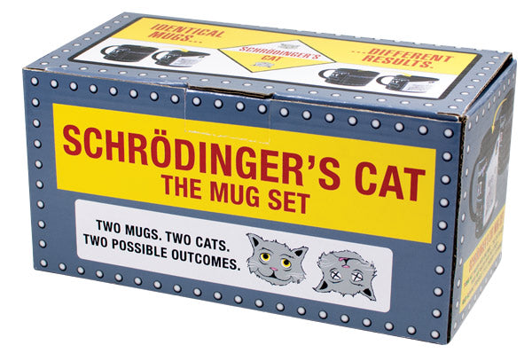 Schr̦dinger's Cat - The Unemployed Philosophers Guild