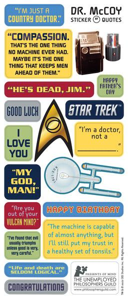 Star Trek Cards Boxed Set