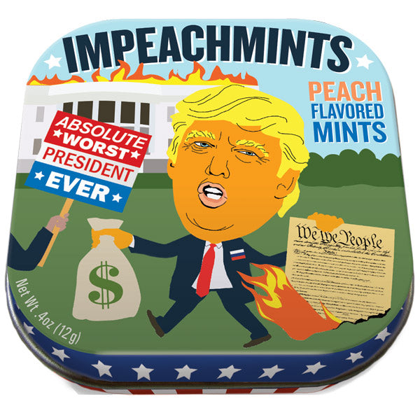 Impeachmints - The Unemployed Philosophers Guild