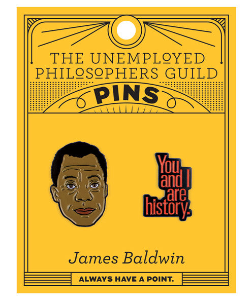 Baldwin & History - The Unemployed Philosophers Guild