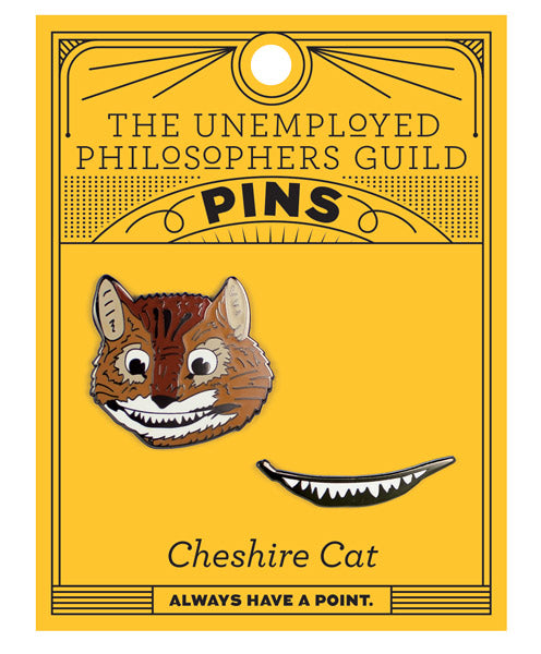 Cheshire Cat & Smile - The Unemployed Philosophers Guild