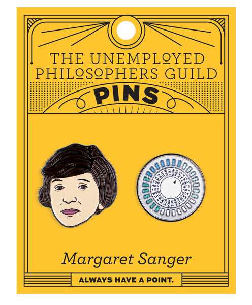 Sanger & The Pill Pins - The Unemployed Philosophers Guild