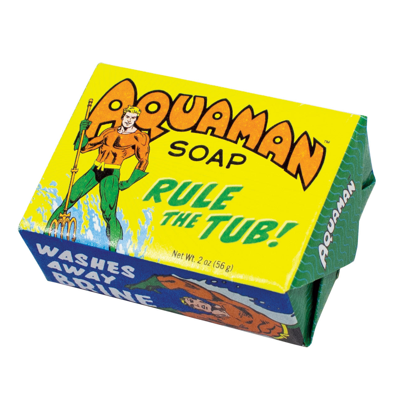 Aquaman Soap - The Unemployed Philosophers Guild