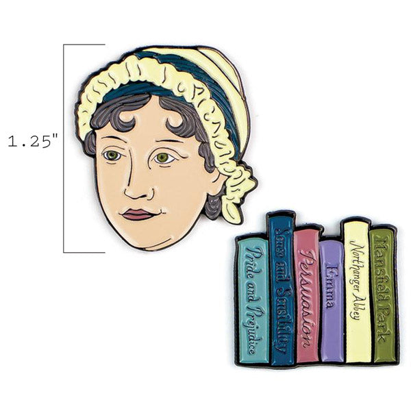 Austen & Books - The Unemployed Philosophers Guild