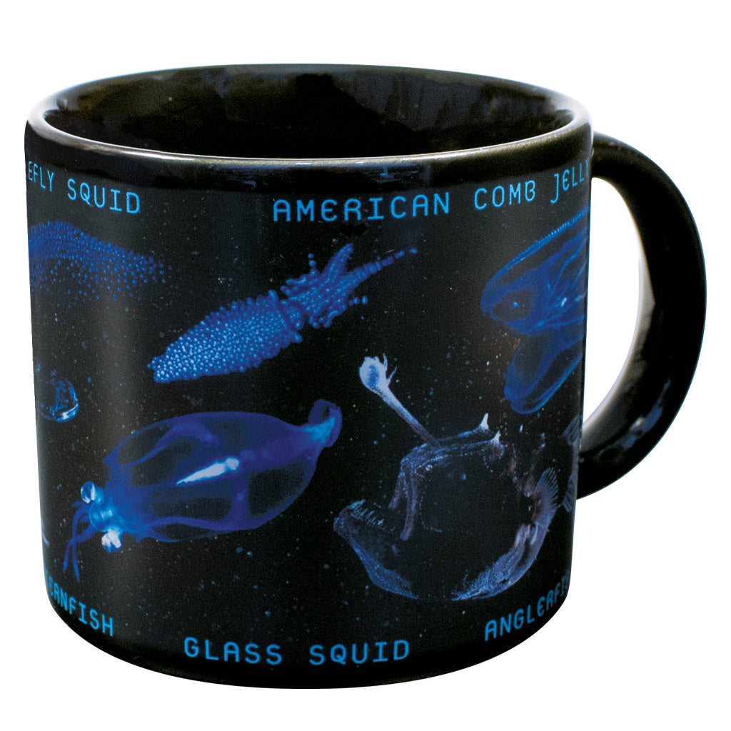 Bioluminescence Mug