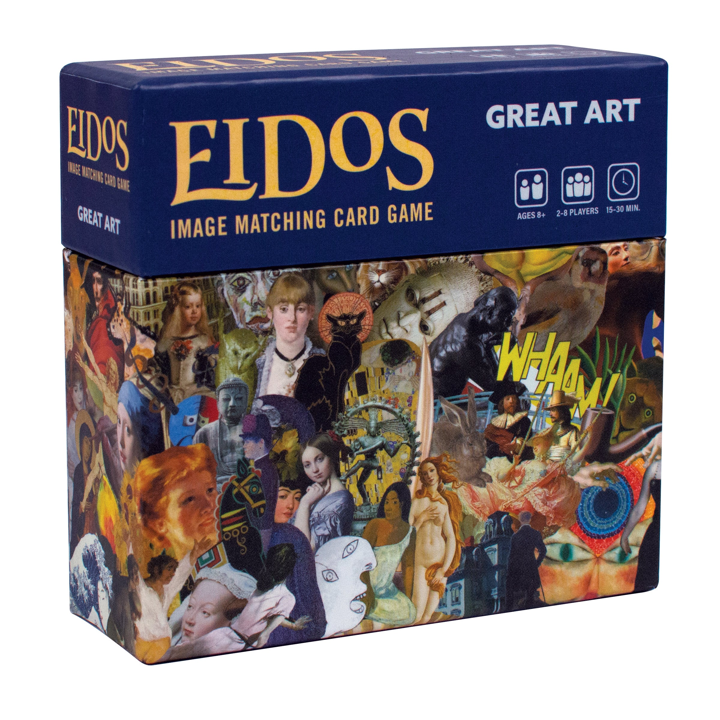 Great Art EIDOS Card Set