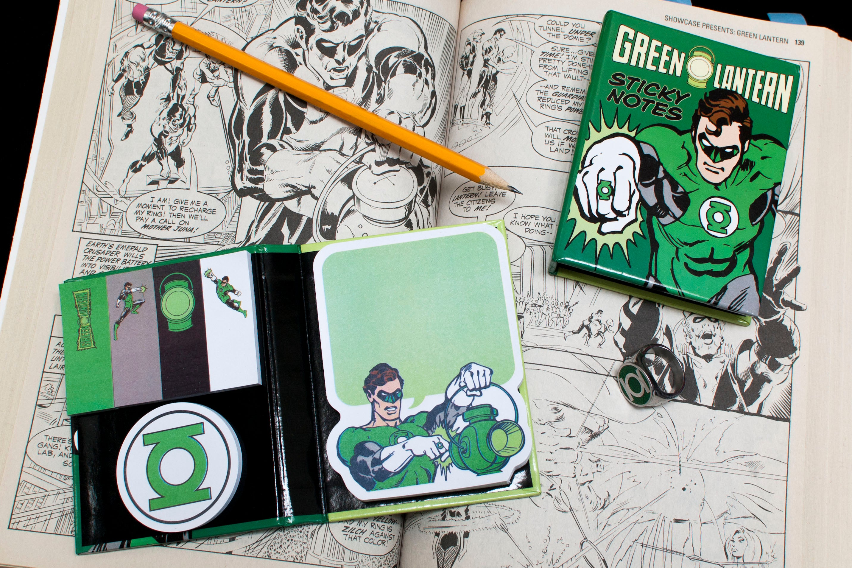 Green Lantern - The Unemployed Philosophers Guild