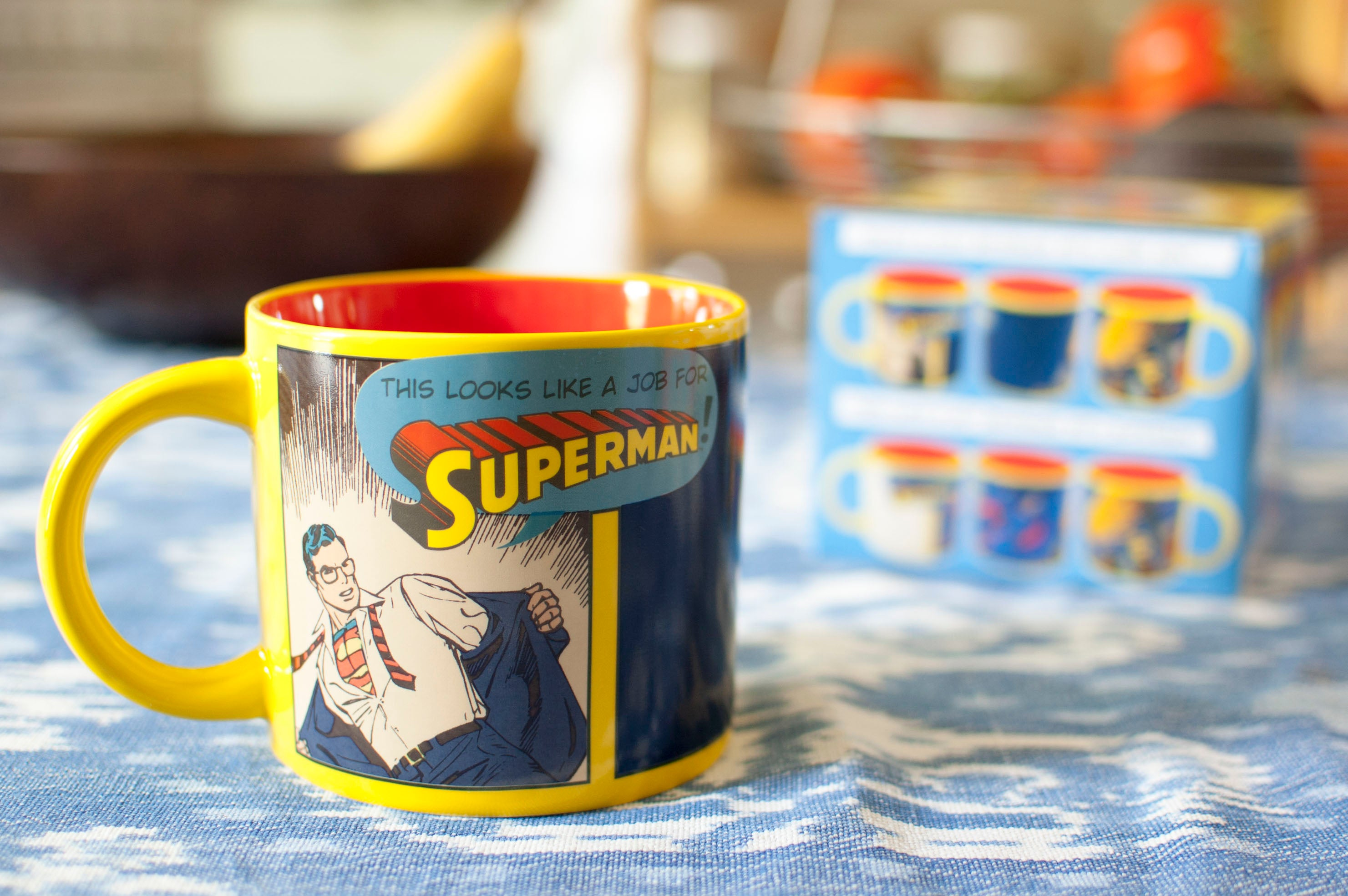 Superman, Job for
