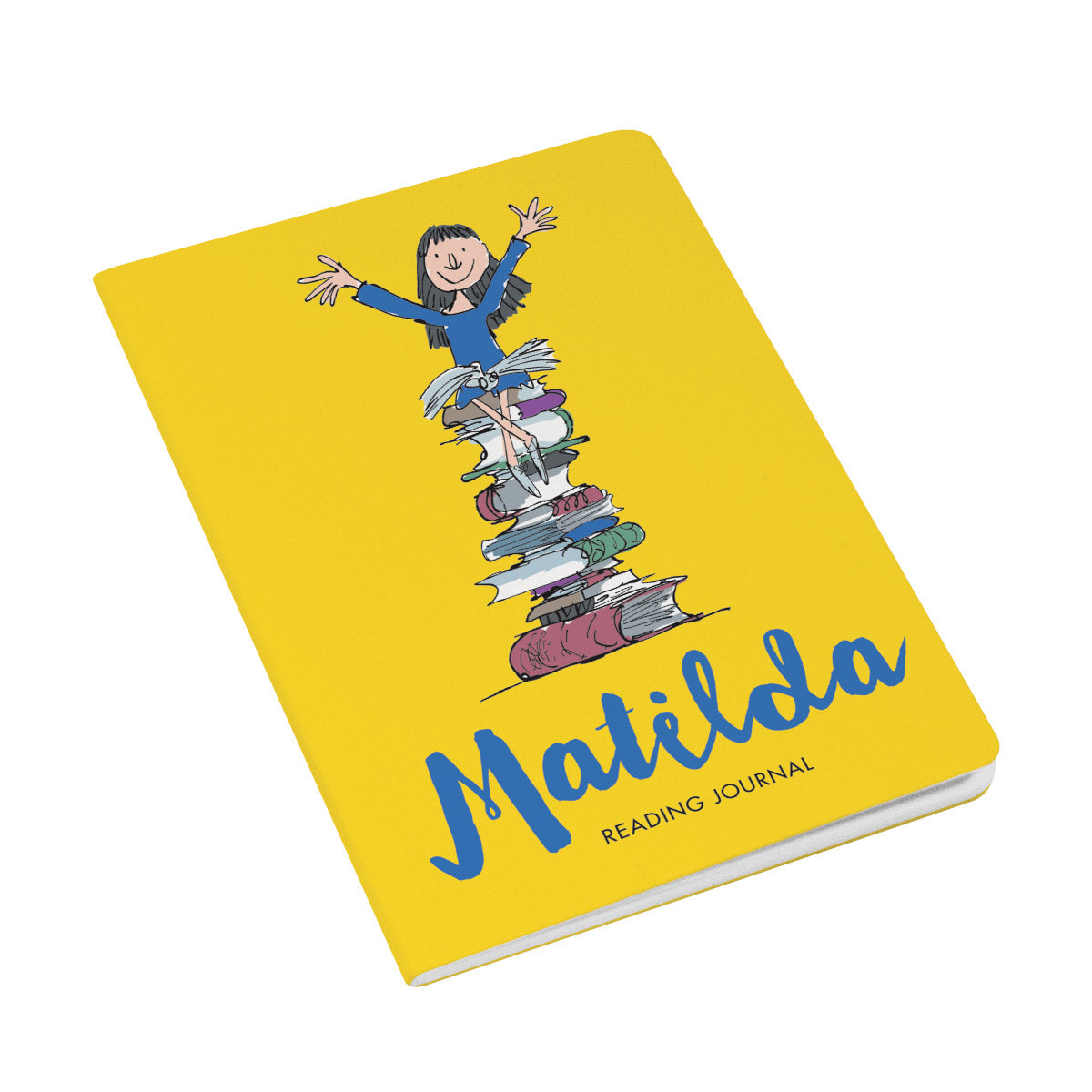Matilda Reading Journal