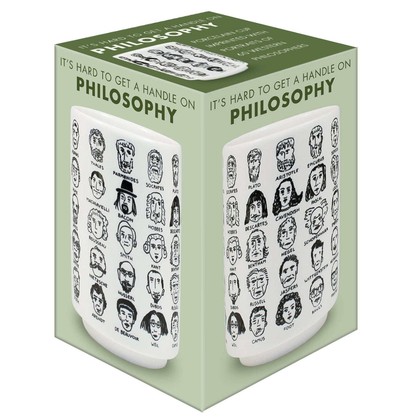 It's Hard to Get a Handle on Philosophy - The Unemployed Philosophers Guild