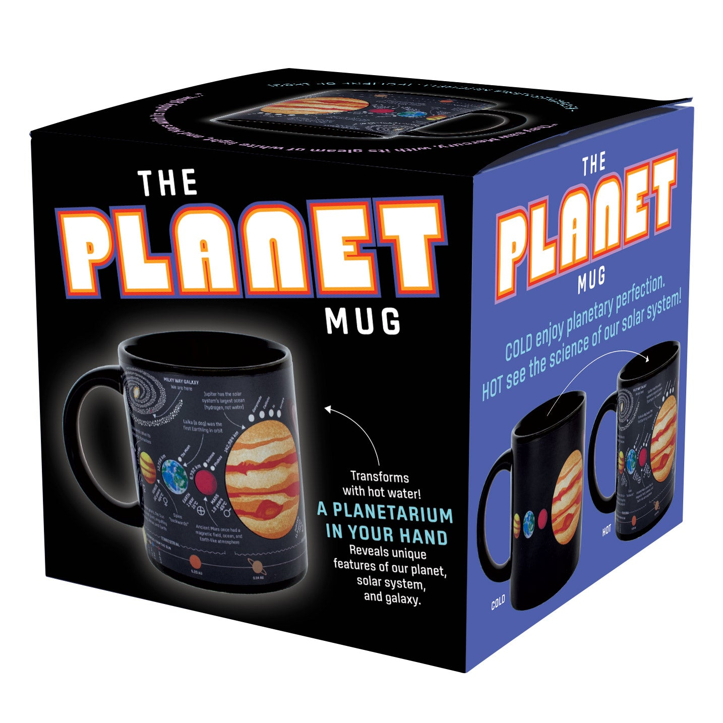 Planet Mug - The Unemployed Philosophers Guild