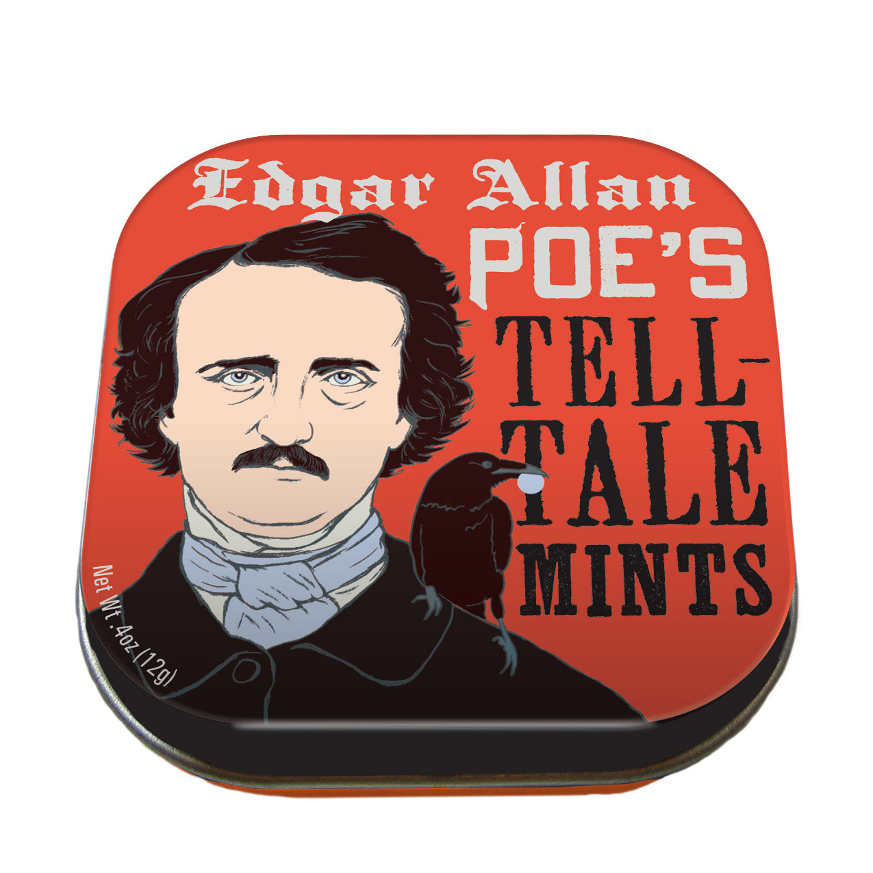 Edgar Allan Poe's Tell-Tale Mints