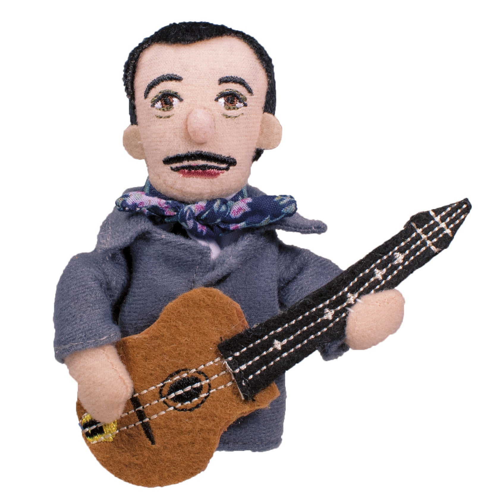 Django Reinhardt Magnetic Personality - The Unemployed Philosophers Guild