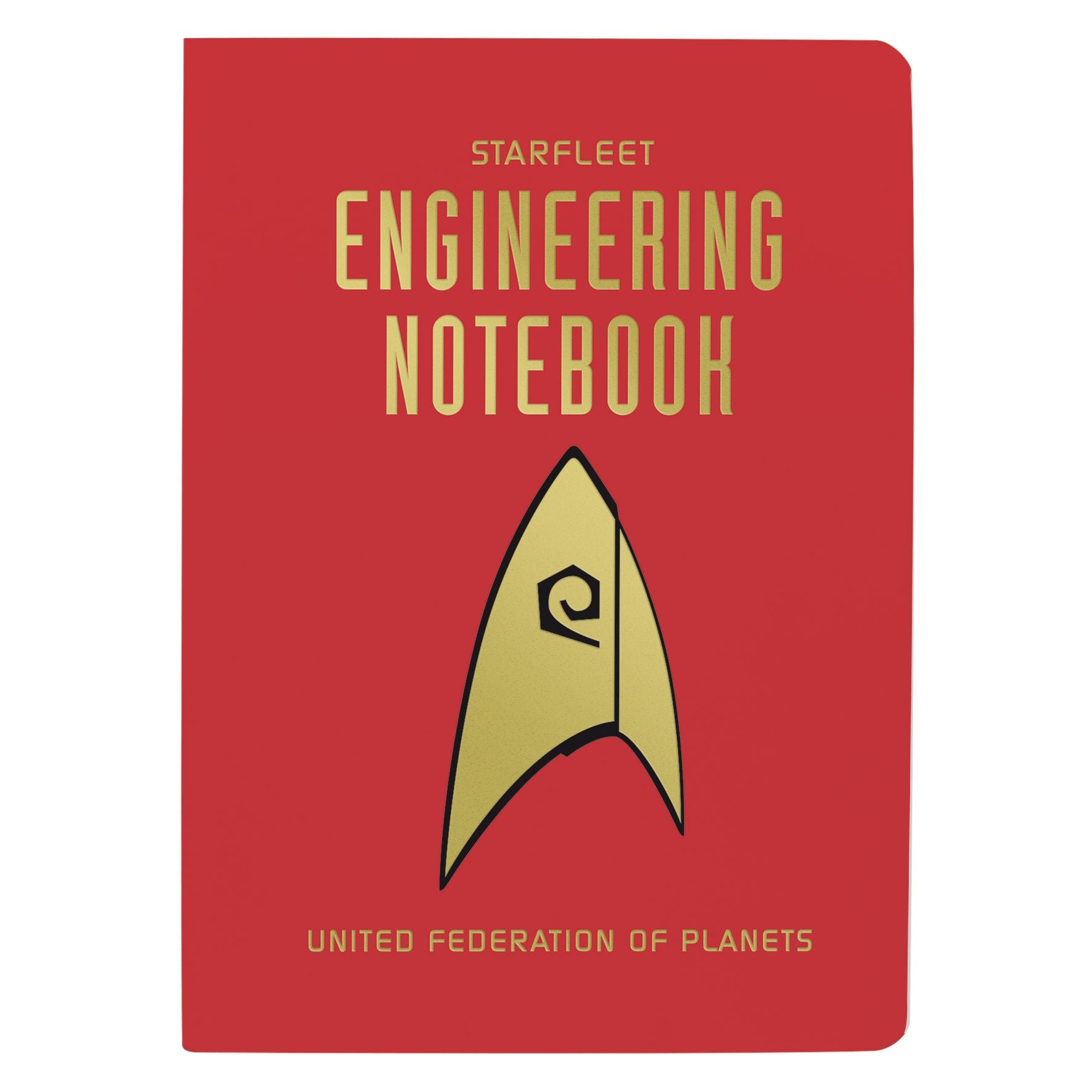 Star Trek Engineering Notebook
