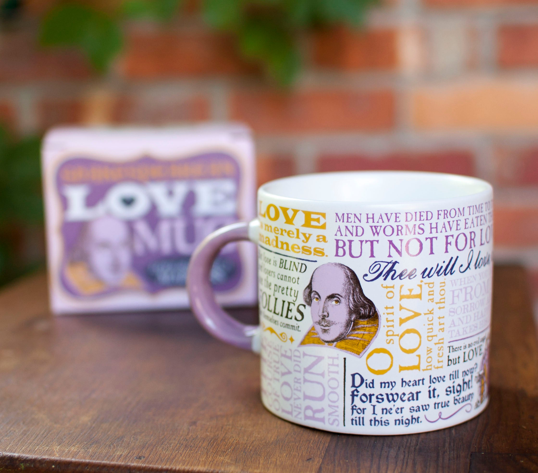 Shakespearean Love