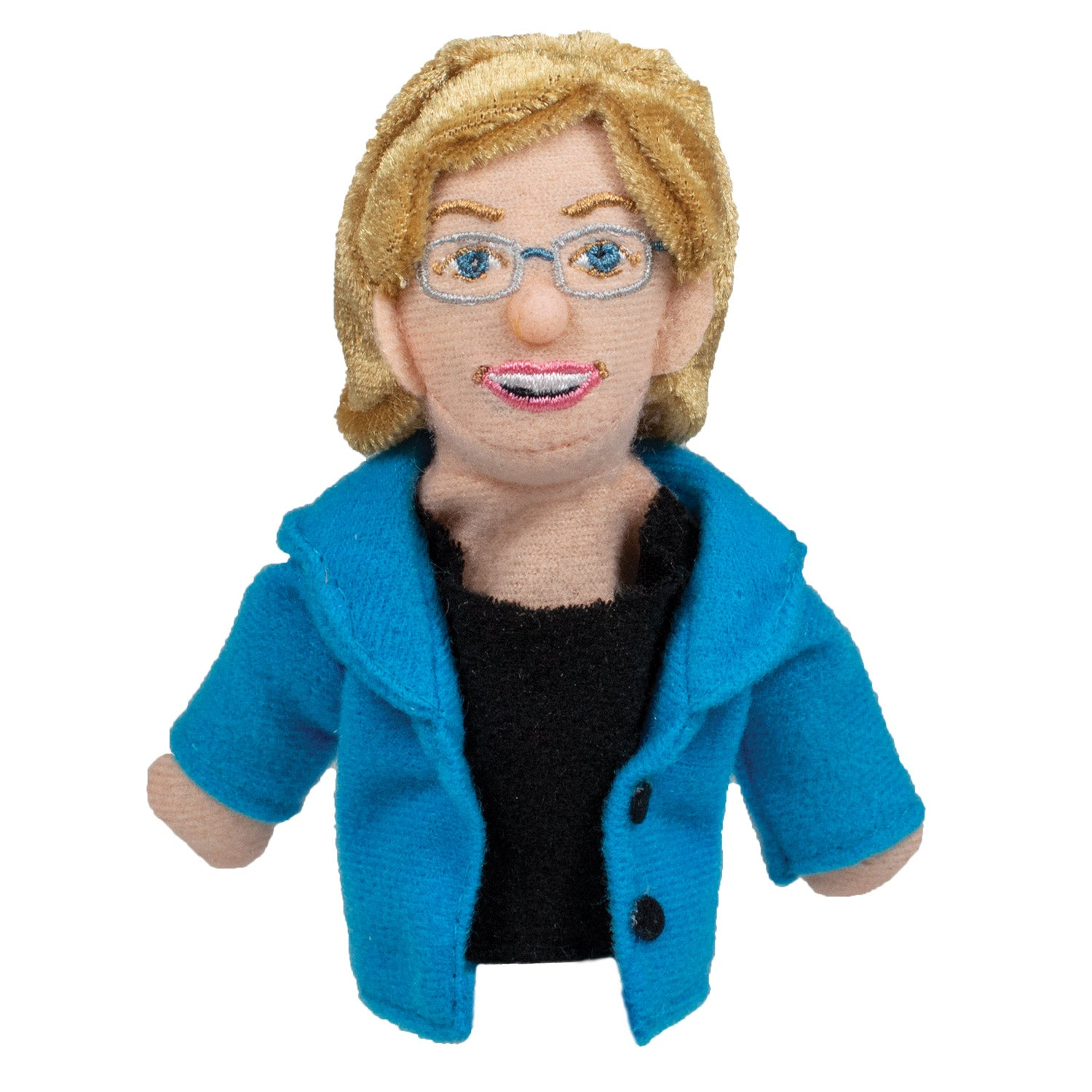 Elizabeth Warren Magnetic Personailty