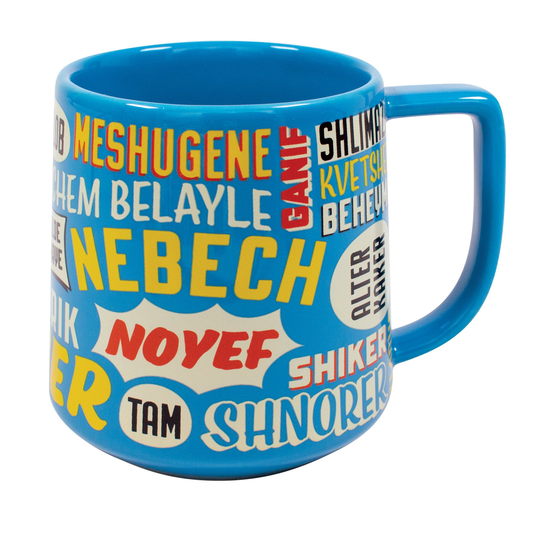 Yiddish Insults Mug