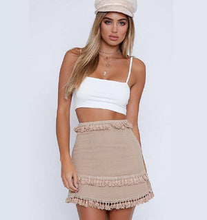 The Flirty Skirt