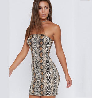 The Python Dress