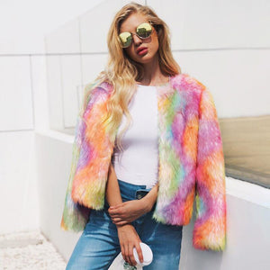 The Rainbow Coat
