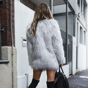 The Madaline Fur Coat
